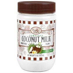 Fun Fresh Foods: Coconut Milk Powder (Natural) 5.5 oz Pwd