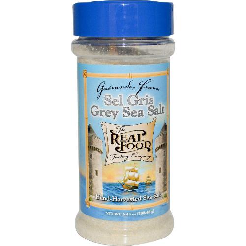 Salt Works Unrefined Sea Salt 1 lb, $3.26ea from THE MATE ...