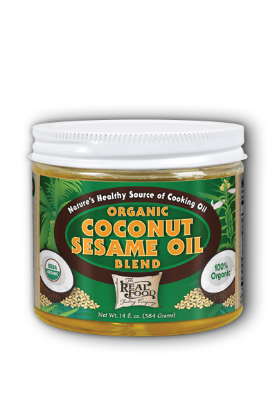 Sesame and Coconut Oil Organic, 14 oz Liq