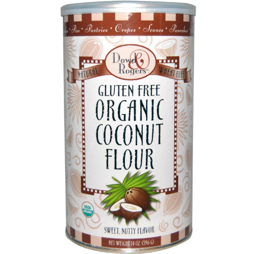 FunFreshFoods: Four Coconut 14 oz Pwd