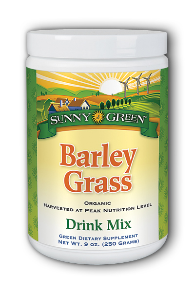 Barley Grass Powder Dietary Supplement