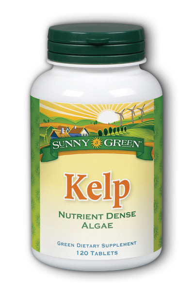 Kelp Dietary Supplement