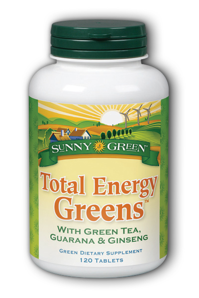 Total Energy Greens Dietary Supplement