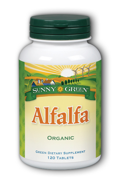 Alfalfa Dietary Supplement