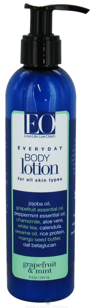 EO PRODUCTS: Body Lotion Grapefruit 128 oz