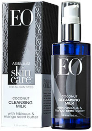 EO PRODUCTS: Ageless Skin Care Cleansing Milk Coconut 3.3 oz