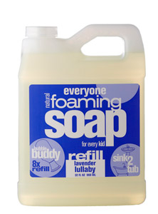 EO PRODUCTS: EveryOne Kid's Foaming Soap Refill Lavender Lullaby 32 oz