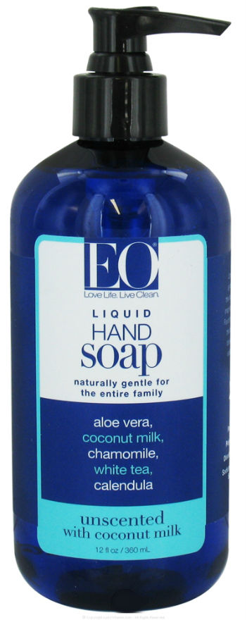 EveryOne Liquid Soap Unscented 32 oz from EO PRODUCTS
