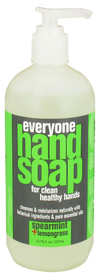 EO PRODUCTS: Everyone Hand Soap Spearmint Lemongrass 12.75 oz