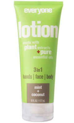 Everyone Lotion Mint + Coconut 6 oz from EO PRODUCTS