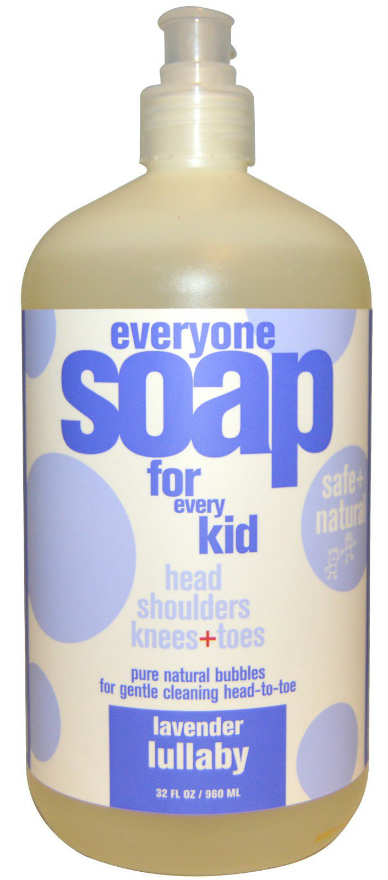 EO PRODUCTS: Everyone Soap Kids - Lavender Lullaby 16 oz