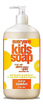 Everyone Soap Kids - Orange Squeeze 16 oz from EO PRODUCTS