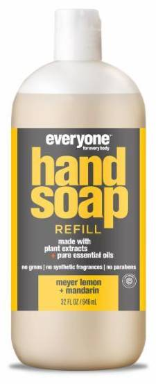EO PRODUCTS: Everyone Hand Soap - Meyer Lemon 32 ounce