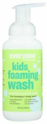 EO PRODUCTS: Everyone Kids Foaming Soap Tropical Coconut Twist 10 ounce
