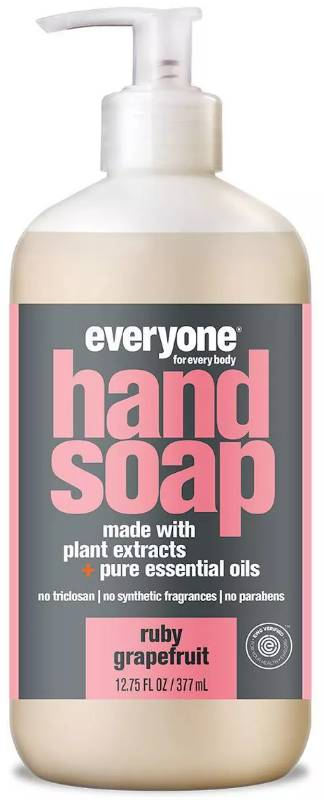 EO PRODUCTS: Everyone Hand Soap Ruby Grapefruit 12.75 OUNCE