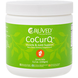 CoCurQ Muscle Joint Powder 5.2 OZ from R U VED