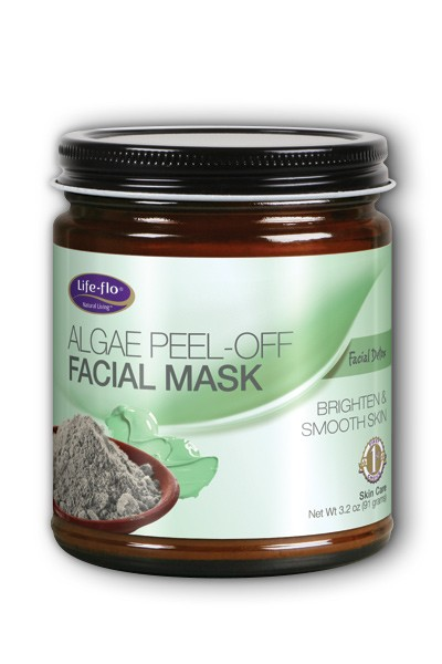 LifeFlo: Algae Peel-off Facial Mask 3.2 oz Fine Powder