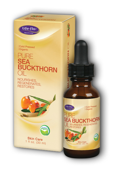 Pure Sea Buckthorn Oil, 1 oz