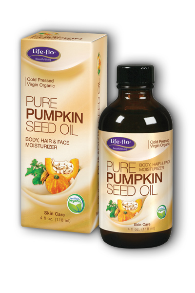 Life-flo health care: Pure Pumpkin Seed Oil Virgin and Organic 4oz