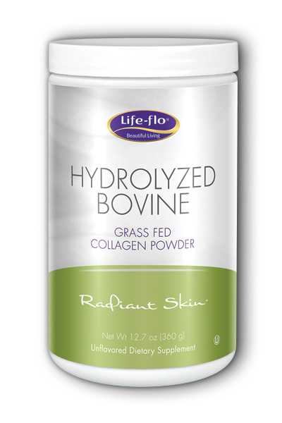 Life-flo health care: Hydrolyzed Bovine Collagen, Kosher 12.7oz Unflavored