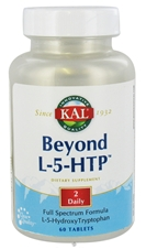 Kal: Beyond L-5-Hydroxytryptophan 60ct