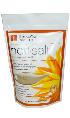 HIMALAYAN INSTITUTE INC: Neti Pot Refill Bag 2 LB