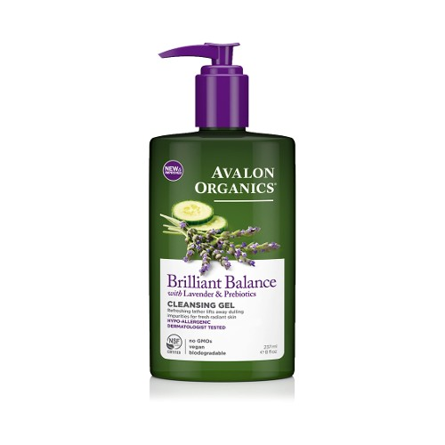 Brilliant Balance Cleansing Gel with Lavender & Prebiotics