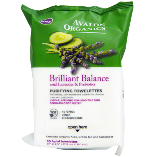 Brilliant Balance Purifying Towelettes