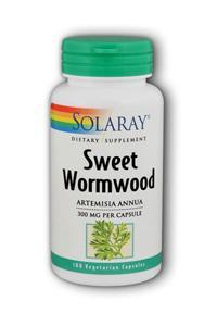Solaray: Sweet Wormwood 100 Vcp 300mg