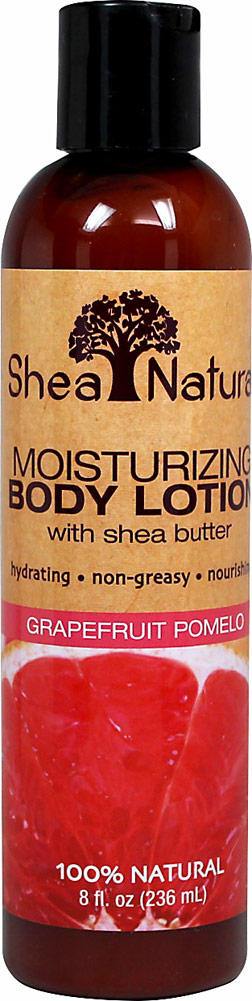 Moisturizing Lotion with Shea Butter Grapefruit Pomelo