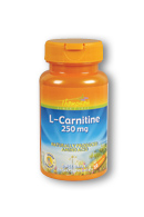 Thompson Nutritional: L-Carnitine 250mg 30ct 250mg