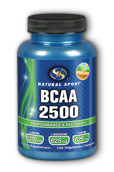 Supplement Training Systems: BCAA 2500 XP 120 Vegetarian Caps