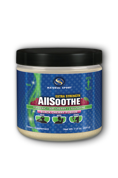 Natural Sport: AllSoothe Powder 225 g Pwd