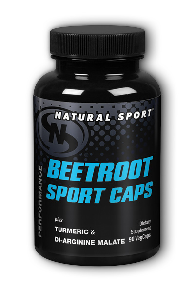 Natural Sport: Beet Root Sport Caps 90 ct C-Vcp