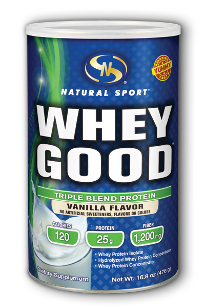 Whey Good Vanilla, 470 g