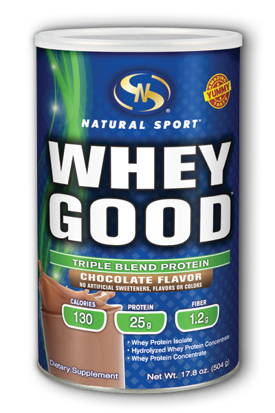 Whey Good Chocolate, 498 g