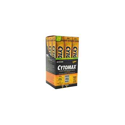 CYTOSPORT INC: CYTOMAX ORANGE 24/BX