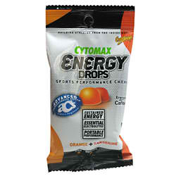 CYTOSPORT INC: CYTOMAX ENERGY DROPS ORANGE 16/pack