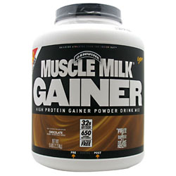 CYTOSPORT INC: MUSCLE MILK GAINER CHOCOLATE 5 LBS