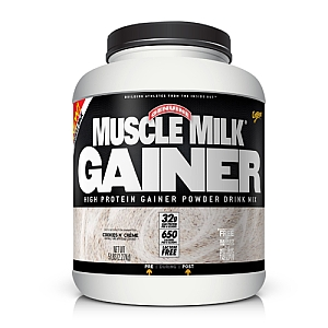 CYTOSPORT INC: MUSCLE MILK GAINER COOKIES AND CREAM 5 LBS