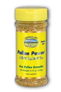 Pollen Power Granules Dietary Supplement