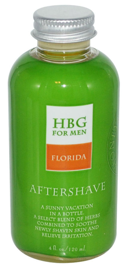 HONEYBEE GARDENS INC: Herbal Aftershave Florida 4 oz