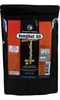 Amazing Herb: Tongkat Ali Express Raw Powder 4 oz