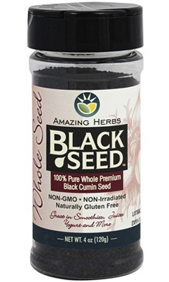 Black Seed Whole Herb