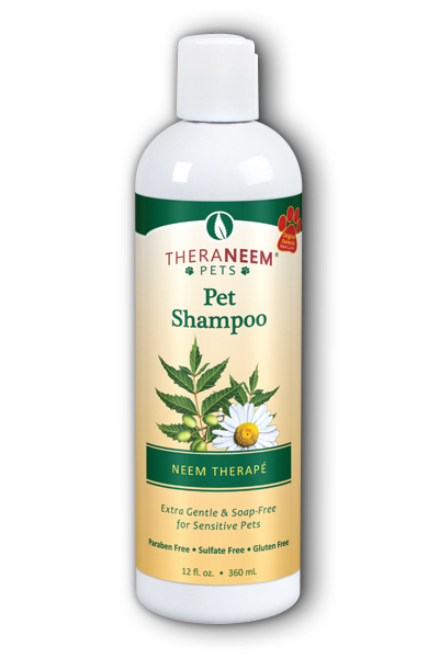 TheraNeem Pet Shampoo 12 oz Liq from Organix South