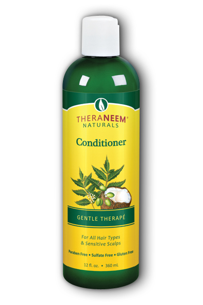 Organix South: TheraNeem Gentle Therape Conditioner 12 oz Liq