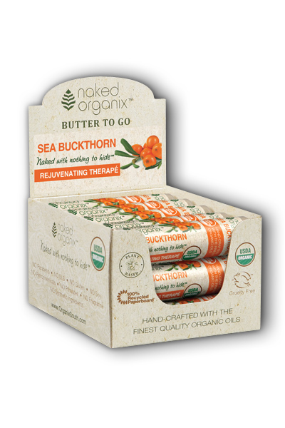 Butter To Go Sea Buckthorn, 0.25 oz