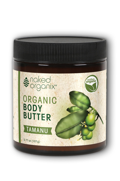 Organix South: Tamanu Body Butter 4 ozCrm