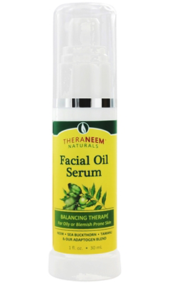 Organix South: MA - Tester - Facial Oil for Oily or Blemish-Prone Skin 1oz