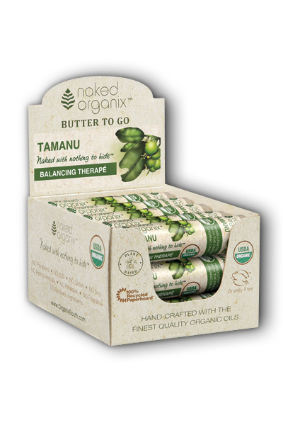 Organix South: Butter To Go Tamanu 0.25 oz x 20